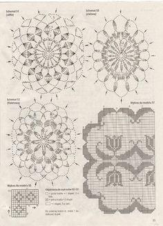 szydełkowe dekoracje_2 - Ola - Picasa Web Albums