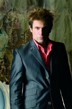 Roger Taylor (2011) - still got a crush on him...