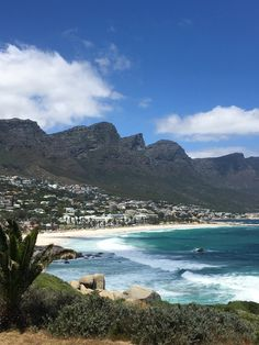 beaches of cape town