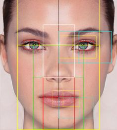 how to draw human face proportions Head Anatomy, Anatomy Models, Human Drawing, Golden Ratio, Permanent Makeup, Art Model, Perfect Eyebrows, Drawing People, Sacred Geometry
