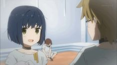 Animated gif about cute in Darling in the frankxx by ~ Naho ~