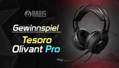Tesoro Olivant Pro Gaming-Headset #Gewinnspiel