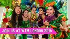 Join us at WTM London 2016