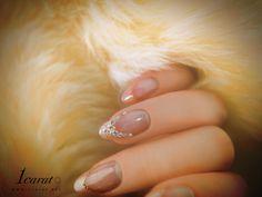 1carat Diamond Nail