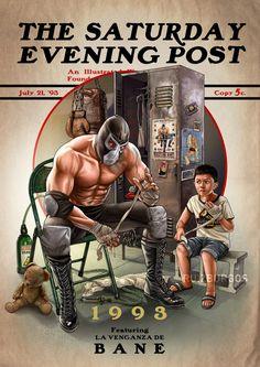 """Nuevo homenaje* a las portadas del""""Saturday Evening Post"""".En esta ocasión, con una de mis favoritas, ZATANNA. Esta pieza está especialmente dedicada a la artistaaI..."""