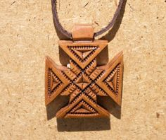 Carved Wooden Pectoral Cross ** Tried it! Love it! Click the image. : Wall Crosses