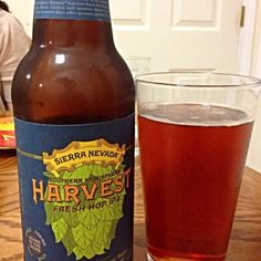 Sierra Nevada Brewing Co. Southern Hemisphere Harvest Fresh Hop IPA (Beer 2 of 5) (2014)