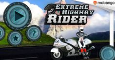 Extreme Highway Rider - Exciting simulator game that will surely give you an adrenaline rush. Install on your ‪#‎Android‬ now: http://www.mobango.com/download-extreme-highway-rider-games/?track=Q106X2410&cid=1987575