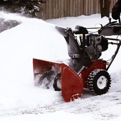 Why Won't My Snowblower Start?