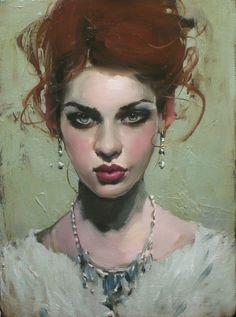 Malcolm Liepke Sensual Paintings See That Art 03