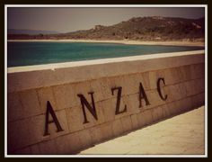 ANZAC Cove. Gallipoli, Turkey - would like to be able to go here one day