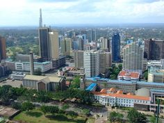 Nairobi, Kenya...One of the first places I visited while in Africa.
