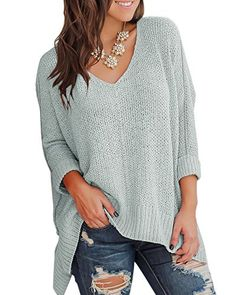 ddece353c05 New Imily Bela Womens Asymmetric Off The Shoulder Slouchy Pullover Cable Knitted  Sweater online.