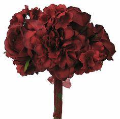burgundy wedding bouquets - Google Search