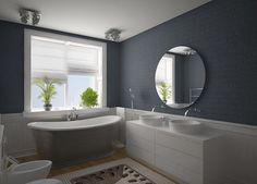 grey bathroom ideas minimalist
