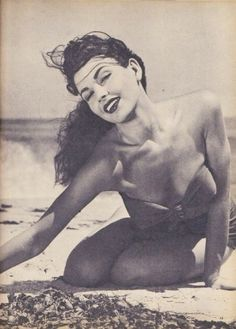 born-to-die97:  Happy Birthday Bettie Page!