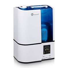 nice TaoTronics Humidifier Ultasonic Cool Mist (with Constant Humidity Mode, Mist Level Control, Timing Settings, Built-in Water Purifier, LED Nightlight, Zero Noise)