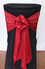 banquet chair sashes creative ties | Chair Covers  Sashes