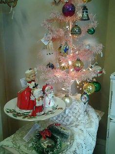 Shabby Chic Christmas vintage   Shabby & vintage Christmas   Shabby Chic/Vintage Christmas loves