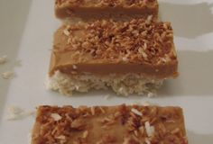 Fast Paleo » Heavenly Coco-Cashew Bars - Paleo Recipe Sharing Site