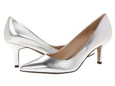 Austin (Silver Metallic) - Footwear