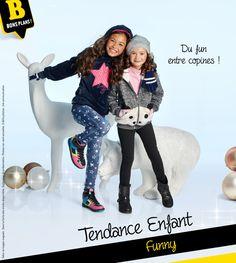 C'est le retour des #gilets et des #pulls tout #doux avec fun ! #mode #fille #NoëlBabou2016