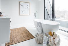 Bathroom Shower Enclosures, Bathroom Styling, New Builds, Clawfoot Bathtub, Master Bath, Townhouse, Bath Mat, Loft, Collection