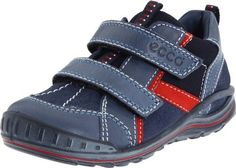 ECCO Kick Start Moxie First Walker (Toddler),Denim Blue,19 M EU (4-4.5 M US Toddler) ECCO. $59.50. Manmade sole. Direct injected one component PU sole. Leather covered insole with ECCO comfort fiber system. leather. Save 15%!