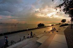 Punggol Promenade-LOOK Architects