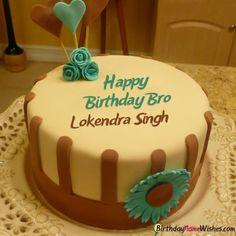 Lokendra Singh  Birthday Cake