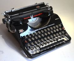 Antique Typewriter Mint GROMA Model N  Fully by WorkingTypewriters