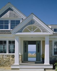 houzz nantucket shingle style | ... > Hutker Architects — Martha's Vineyard, Cape Cod and Nantucket