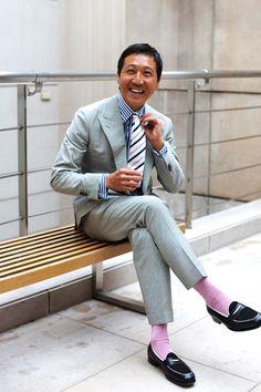 Yasuto Kamoshita d'United Arrows