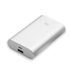 2015 новый 100% оригинал xiaomi питания Банк 10000mah внешний аккумулятор от xiaomi 10000 портативное зарядное устройство для iPhone 4S и 5s и S5 6 6 плюс