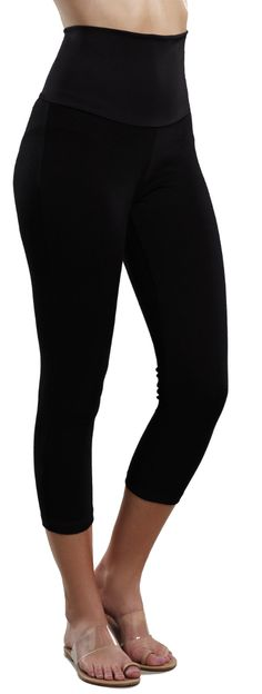 I need a pair of cropped maternity leggings.  Available at www.duematernity.com