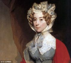 America's First Ladies: Louisa Adams: Born in London, she is the only first lady to have been born outside of the United States
