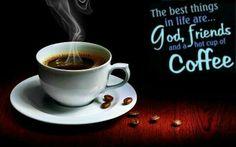 God,Friends &Coffee