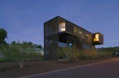 The Xeros Residence in Phoenix by Blank Studio
