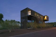 The Xeros Residence by Blank Studio