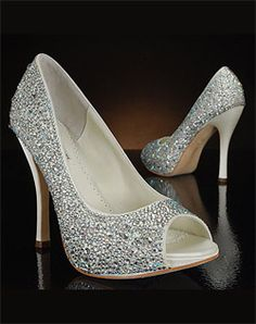 Benjamin Adams by My Glass Slipper - Charlize - Shoes  <3   I would have to get used to heels again!