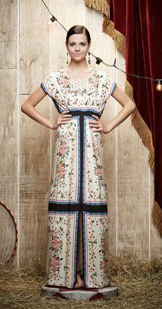 Vestido Lenço Love | Carola e sua Cartola | Antix Store