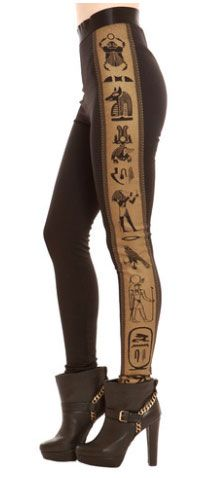 Egyptian Leggings by Widow