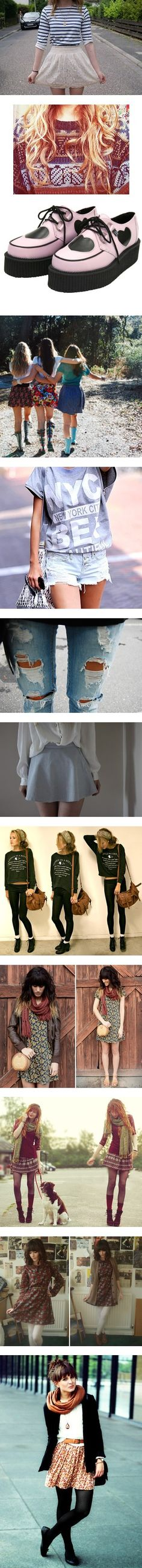 """""""college outfit ideas 3"""" by lazydayzzz ❤ liked on Polyvore"""