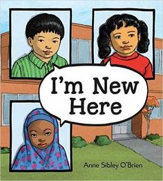 This book is about three culturally diverse children who move to America and start school. They are all having trouble fitting in, having trouble with the academics, and having trouble with the language. Each of them find their own way of figuring out the way to cope with the new changes and manage to excel in the areas they struggled in.