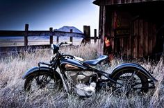 Vintage Indian Motorcycle from American Pickers