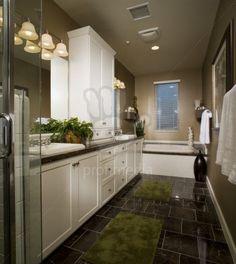 Dark tile kitchen floors