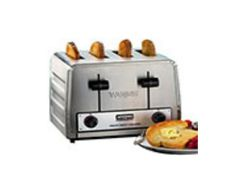 WAWCT815EEX Toaster: Can provide 380 slices per hour. http://www.worldwidevoltage.com/waring-wawct815eex-8-8-a--commercial-heavy-duty-combination-toasters-220-240-volt--50-hz.html