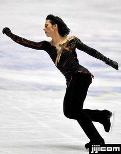 Johnny Weir,  ISU Grand Prix of Figure Skating 2008/2009, NHK Trophy