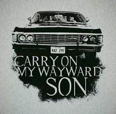 Supernatural...YES!!!!