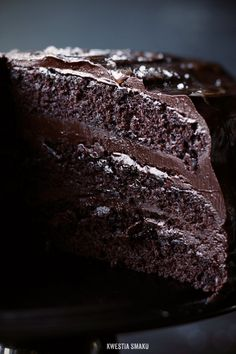 Chocolate-Caramel Cake with Sea Salt